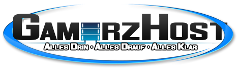 Gamerzhost.de - Das Gameserverportal | Euer Game Host